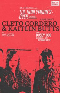 Flatland Cavalry's Cleto Cordero and Kaitlin Butts with Kyle Hutton - Real Life Real Music